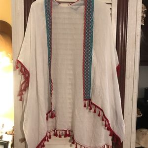 Bathing suit cover up from a Boutique